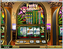 Funky Monkey - online slots game