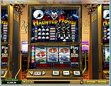 Haunted House - online slots game