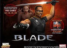 Blade Online Slot screenshot
