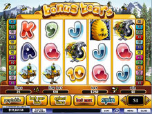 Online Slots Game: Bonus Bears