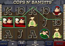 Cops 'N' Bandits screenshot
