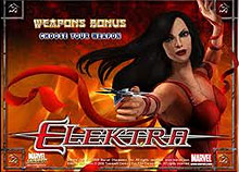 Elektra slot screenshot
