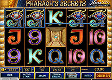 Pharaoh's Secrets screenshot