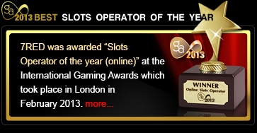 2012 - Best Slots Operator of the year